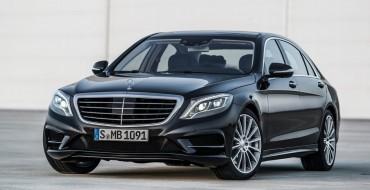 2014 Women's World Car of the Year Awards Mercedes-Benz S-Class