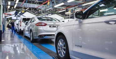 Ford Mondeo Hybrid Production Begins in Spain