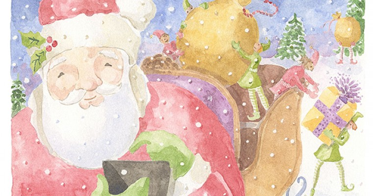 OnStar Service Lets Users Follow Santa's Journey on Christmas Eve