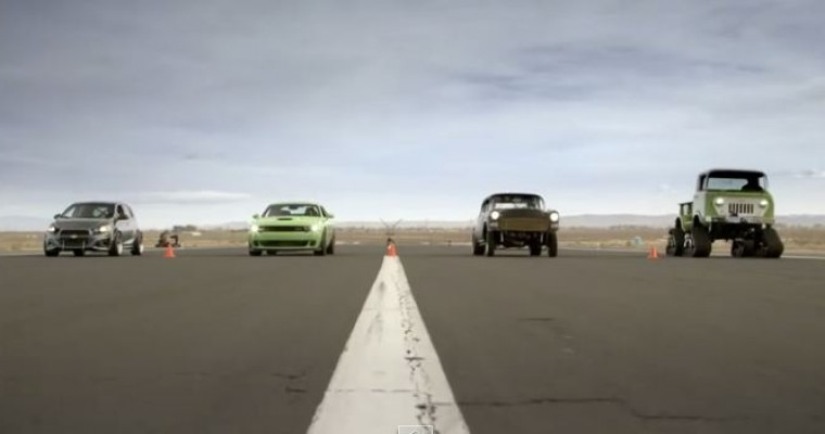 Watch the World's Greatest Drag Race 8 in Stop Motion