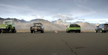 SEMA Drag Race Is the Real Highlight of November