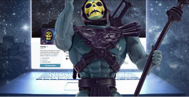 Skeletor Walks Us Through His #Skeletakeover of the Honda Twitter Account