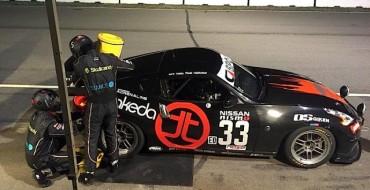 CA Sport-Skullcandy Nissan 370Z Takes Tenth at Thunderhill