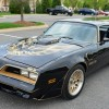 Burt Reynolds Auctioning Stuff, Including Smokey and the Bandit Car