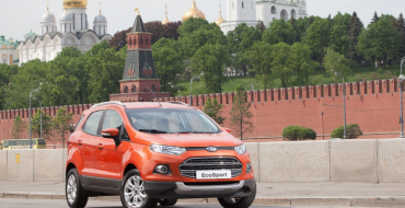 Ford EcoSport Production Begins at Naberezhnye Chelny Plant