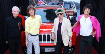 Jeep Goes on Tour With The Rolling Stones for the Band's No Filter European Tour