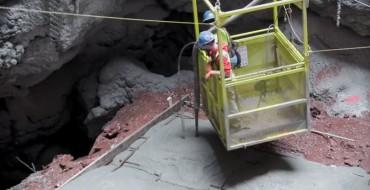 [VIDEO] Sinkhole Repair Update: December 5th, 2014