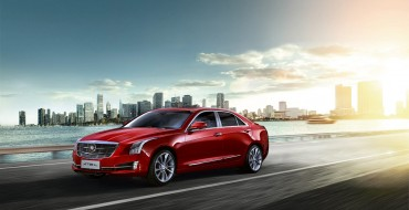 2014 Cadillac Global Sales Increase 5%
