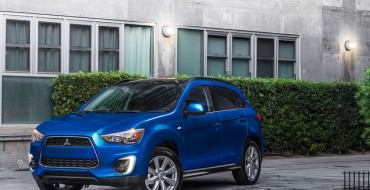 """2015 Mitsubishi Outlander Sport Honored with ASG """"Best All-Around Performance"""""""