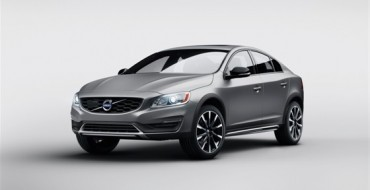 Volvo S60 Cross Country Crossover Sedan Revealed Ahead of NAIAS