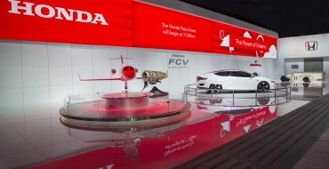Honda Ends 2015 North American International Auto Show With FCV, Whimper