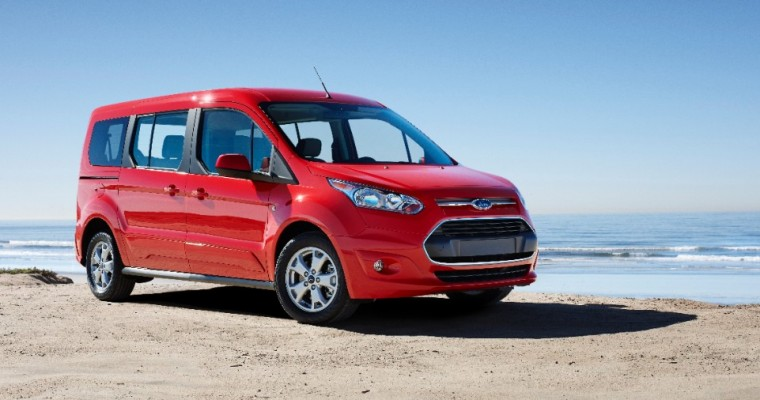 Eight Ford Vehicles Most Popular on Edmunds.com
