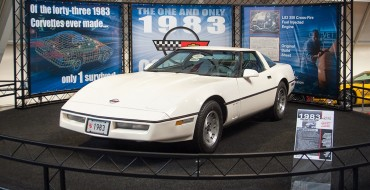 National Corvette Museum Celebrates Its Third Consecutive Year of Increased Attendance