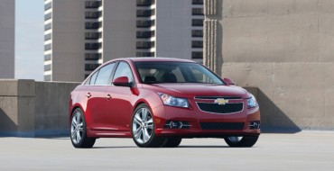 GM Files Trademark Patent for 'Cruze Premier'