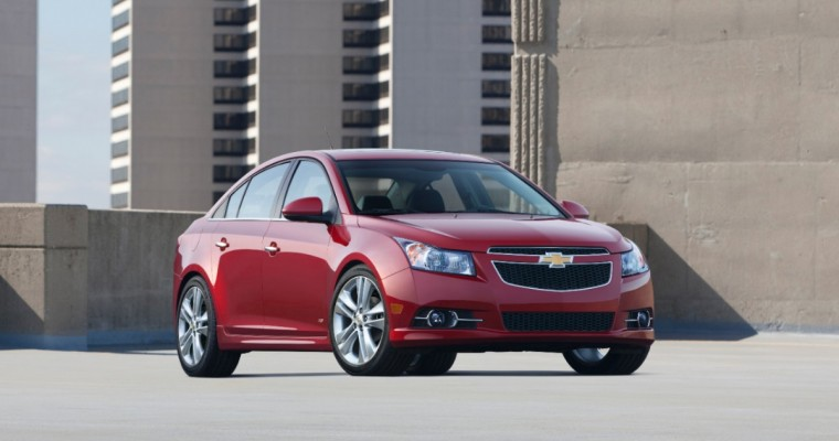 General Motors Commercial Fleet Sales Rise in 2014