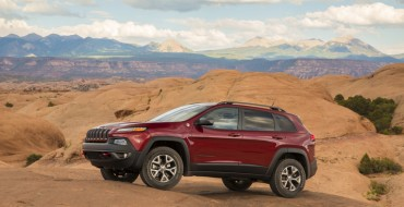 2015 Jeep Cherokee Trailhawk Is the Four Wheeler of the Year