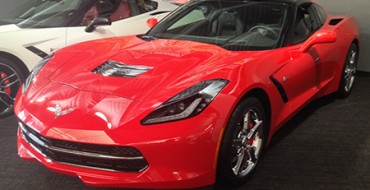 National Corvette Museum Raffling Off 2015 Stingray for $10