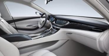 Materials, Hues Key to Avenir Concept's Striking Interior