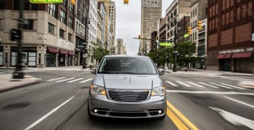 2017 Chrysler Town & Country Gets New Family-Friendly Features