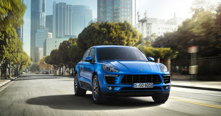 Porsche Delivered 47,007 Vehicles in 2014 Thanks To Strong Macan Demand