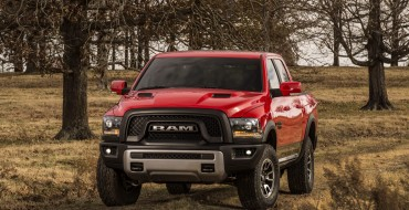 "2015 Ram 1500 Rebel Is for Those of Us with a ""Rebel Inside"""