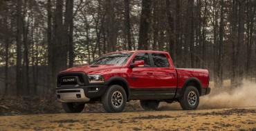 <em>Four Wheeler</em> Names Ram 1500 Rebel 2016 Pickup Truck of the Year