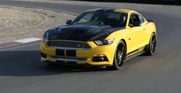 2015 Shelby GT Shows Up in Scottsdale