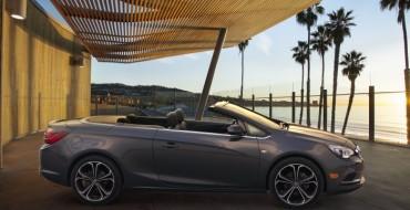 Here's the 2016 Buick Cascada, Folks