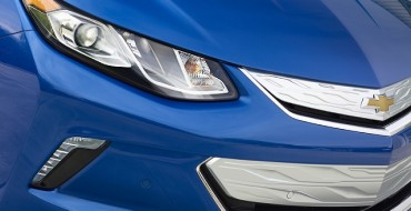 Chevrolet Volt Nationwide Launch Delayed Until 2017 Model Year