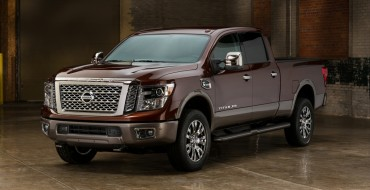 Nissan Titan XD Honored By AutoGuide.com