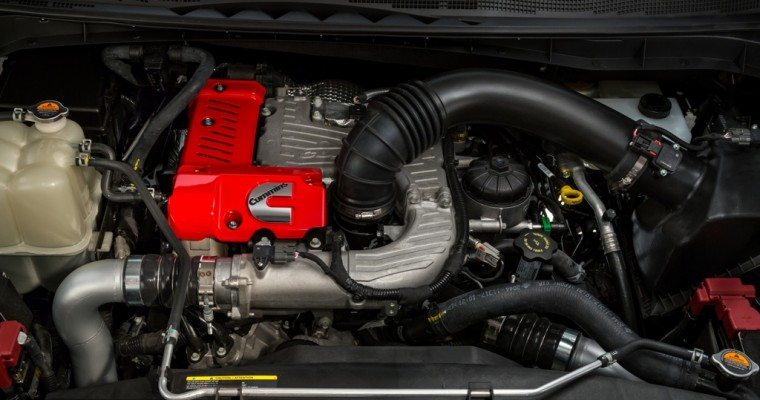 The 2016 Nissan Titan Cummins Diesel Engine & Why It's Important