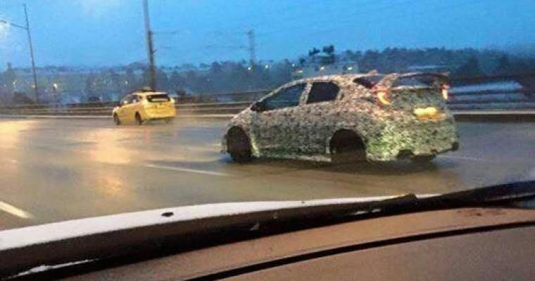 Honda Civic Type R in Ohio Spotted Again [PHOTOS]
