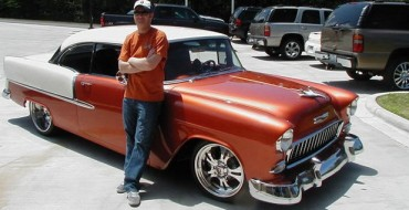 Buy Dale Earnhardt Jr.'s 1955 Chevy Bel Air on eBay