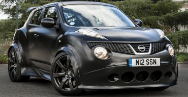 The Nissan Juke-R is Wonderfully Insane
