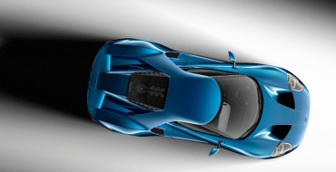 Ford GT to Use Lighter, Stronger Gorilla Glass Hybrid for Windshields