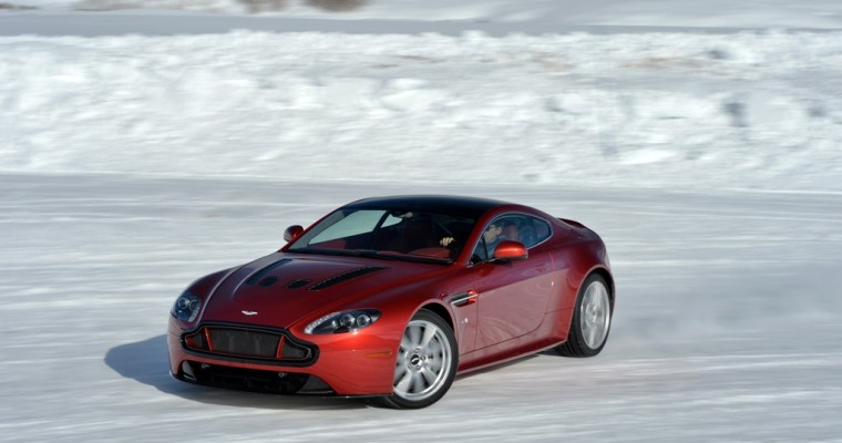 Aston Martin On Ice Returns to Colorado in February 2015