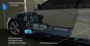 BMW's Latest Technology at CES: Safety and Charging Devices