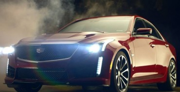 Please Enjoy This Awesome 2016 CTS-V Teaser Video