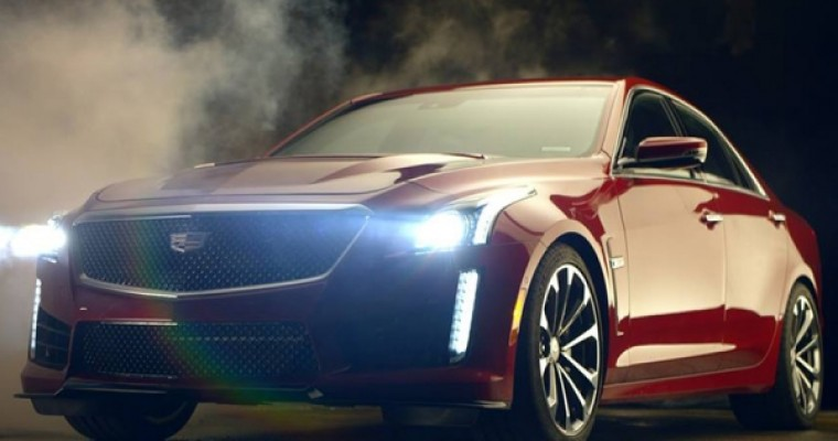 Dealers Taking Orders for 2016 CTS-V, Starting at $83,995