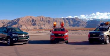 2015 Colorado Accessories Showcased in New Video