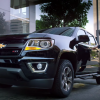 """2015 Chevy Colorado Is """"Back in Black"""" for New Car Commercial"""