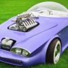Cosmotron: A Life-Size Hot Wheels Car Based on BMW Z3 Chassis