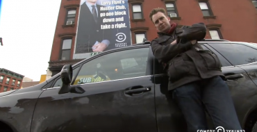 The Daily Show with Jon Stewart Mocks CNN's BlizzardMobile