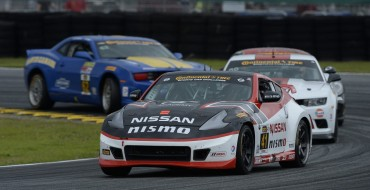 GT Academy Team Finishes 6th at Daytona CTSCC