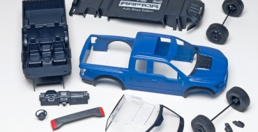 Revell Provides F-150 Raptor Model Kits for Young NAIAS Visitors