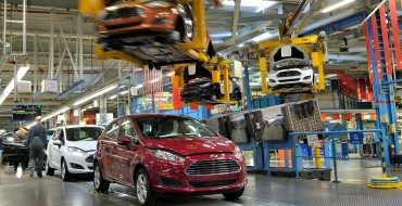 Ford Europe Increases Production for Fiesta, Focus, C-Max, Grand C-Max