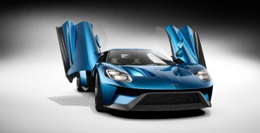 Get Used to This Headline: Ford GT Wins Award