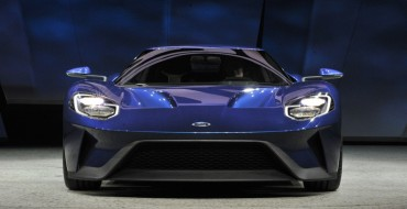 Looks Like We'll Be Seeing The Ford GT Racer This Friday