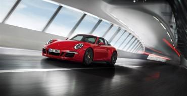 Porsche 911 Targa 4 GTS Joins 19 Other 911 Trim Levels
