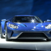 Those Ford Performance Vehicles Were All Shown in Liquid Blue